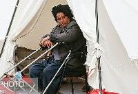 انتقال معلولان و کودکان بیسرپرست مناطق سیلزده به مراکز امن