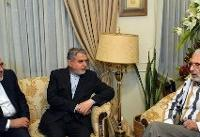 پیام ظریف در پی درگذشت جمشید مشایخی