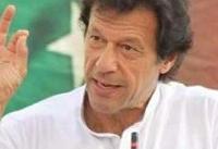«عمران خان» وارد مشهد شد