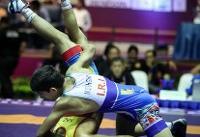 قزاقستان میزبان رقابتهای کشتی نوجوانان آسیا شد