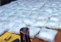 کشف ۵۴کیلو موادمخدر از دو باند