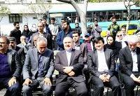 آیین گلریزان برای کمک به هموطنان سیلزده با حضور وزیر ورزش