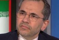 تخت روانچی: این آمریکا بود که تنش علیه ملت ایران را آغاز کرد