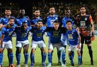 ترکیب تیم فوتبال استقلال اعلام شد
