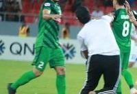 AFC امنیت تیم ذوب آهن را تامین میکند؟
