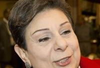 Veteran Palestinian negotiator says she was denied U.S. visa for first time