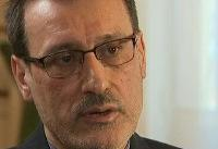 توییت جدید بعیدینژاد درباره تجمع مقابل سفارت ایران در لندن