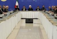 تحریمهای آمریکا علیه ملت ایران،جنایت علیه بشریت است/حکومت جمهوری اسلامی ایران، حکومت قانون است