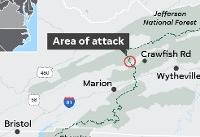 Woman survived Appalachian Trail stabbing by playing dead and hiking to safety, police say