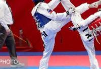 پیروزی تکواندوکاران ایران در آغاز رقابتهای قهرمانی جهان