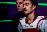 تکواندو قهرمانی جهان ۲۰۱۹/ پیروزی هادی پور در نخستین مبارزه