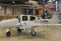سقوط هواپیمای کوچک اماراتی و کشته شدن دو سرنشین آن