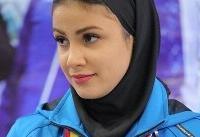 «سارا بهمن یار» در جدول شانس مجدد برای کسب مدال برنز رقابت می کند