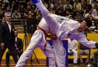 ۶ طلا و ۳ برنز کاراته ایران در لیگ جهانی سری آ