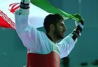صعود احمدی به فینال تکواندو قهرمانی جهان/ ایران در انتظار اولین طلا