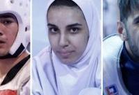 پیروزی های  با ارزش همتی و احمدی/برخورداری حذف شد
