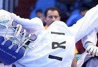 نقره سروش احمدی با شکست برابر قهرمان المپیک/ داغ طلا بر دل ایران ماند
