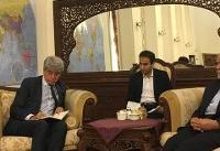 رایزنی سفیر فرانسه در عراق با همتای ایرانی خود در مورد آخرین تحولات منطقه