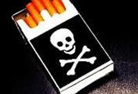 تجارت مرگ در میان کاغذ و دود