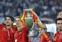 روایت نخستین جام ژاوی با تیم ملی اسپانیا