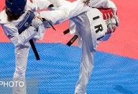 حذف ولینژاد در دور نخست تکواندوی قهرمانی جهان/ پایان کار تیم ۶ نفره بانوان با یک نقره