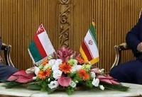 تنش ایران و آمریکا؛ سفر ناگهانی وزیر خارجه عمان به ایران
