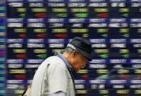سهام آسیایی در پایینترین سطح ۴ ماهه خود قرار گرفت