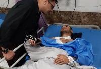 حادثه در لیگ برتر دوچرخهسواری/ ملیپوش رکابزن راهی بیمارستان شد (عکس)