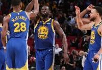 صعود گلدن استیت به فینال NBA با درخشش استفن کری