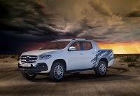 Mercedes-Benz launches X-Classes Element Edition pickup in the UK
