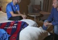 ژاوی: اگر به بارسلونا برگردم کچل میشوم!/ دوران مسی تمام نشده است