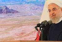 روحانی: ایرانی هرگز مقابل قلدرمابها تعظیم نمیکند | دولت صدا و سیما ندارد تا برایش تبلیغ کند