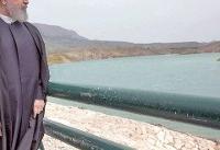 سد کرمآباد پلدشت آبگیری شد