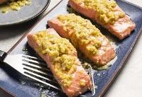 Tonight make salmon that flakes apart in buttery chunks
