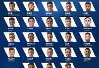 لیست بازیکنان تیم ملی آرژانتین مشخص شد/غیبت هیگواین و ایکاردی؛دو نام جدید+عکس