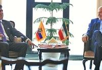 دیدار سفیر اکوادور در ایران با رئیس سازمان حفاظت محیط زیست