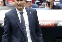 رئال مادرید با زیدان به لیگ اروپا هم صعود نمیکرد