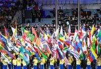 بیشترین ورزشکاران یونیورسیاد ۲۰۱۹ از چه کشورهایی هستند؟