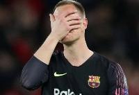 آلمان نمایندهای در فینال لیگ قهرمانان اروپا ندارد