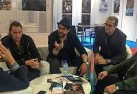 برپایی چتر سینمای ایران در جشنواره فیلم کن