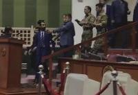 رئیس مجلس نمایندگان افغانستان امروز نیز مشخص نشد