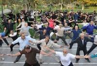 برگزاری اولین جلسه شورای هم اندیشی توسعه ورزش همگانی شهر تهران