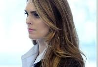 House Democrats Subpoena Hope Hicks