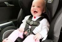 استفاده از صندلی کودک در خودرو الزامی شد