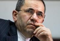 تختروانچی: ترامپ خصومت بی حد و حصر نسبت به ملت ایران دارد