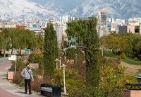 ۳۱ روز تنفس مطلوب در تهران طی اردیبهشت
