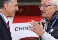 مارچلو لیپی دوباره سرمربی تیم ملی فوتبال چین شد