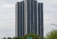 تخریب برج ۲۱ طبقه در چند ثانیه (+تصاویر)