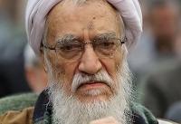 موحدی کرمانی: هدف حضور در انتخابات نباید رسیدن به مسئولیت باشد