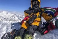 Black Africans must pick up Everest challenge, says landmark climber